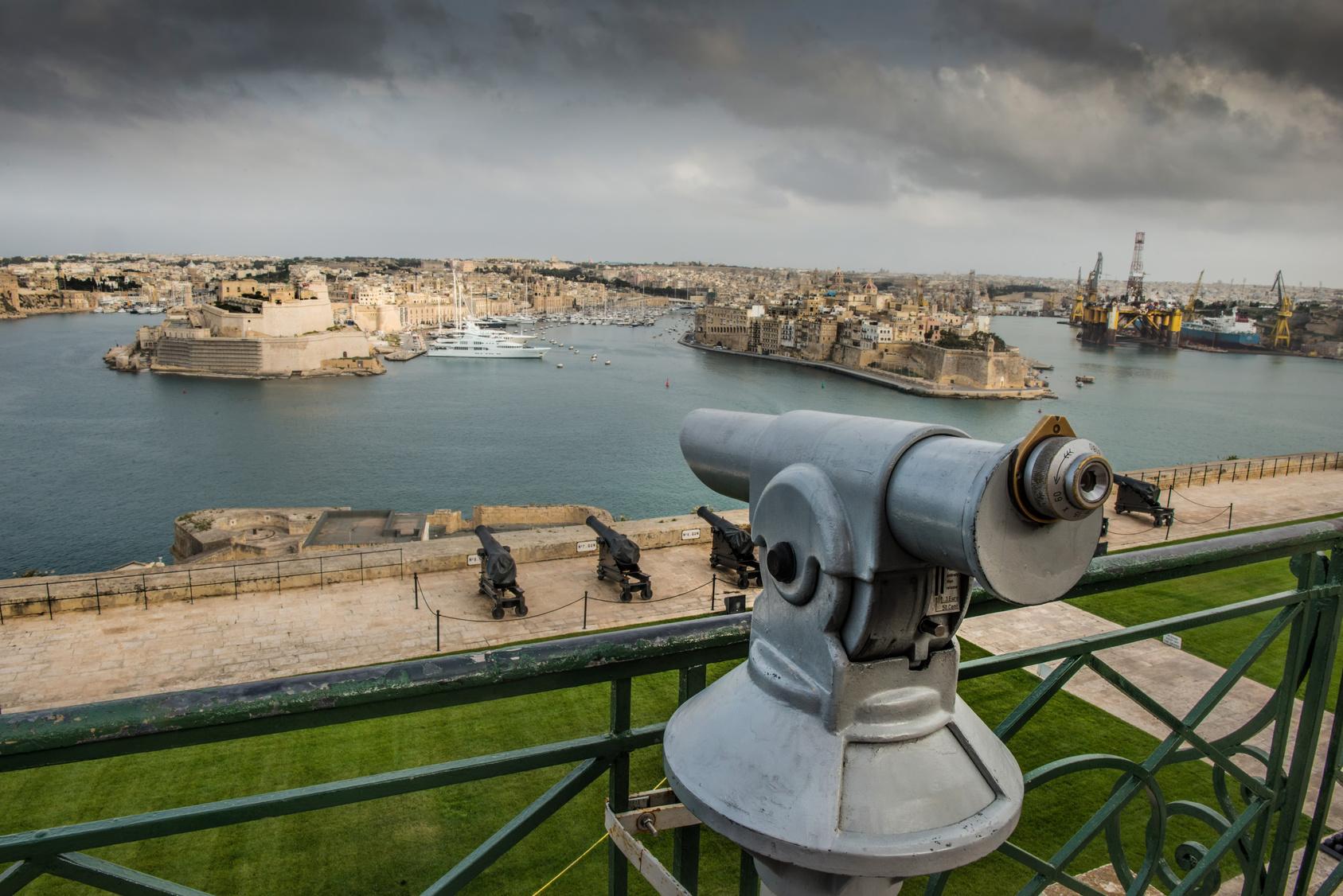 Boutique Hotels Valletta - Port View