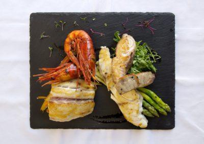 Seafood Dishes - Zeris Restaurant Malta