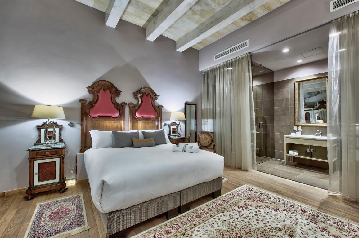 Rooms religiosa boutique and luxury hotels in malta for Design boutique hotel malta