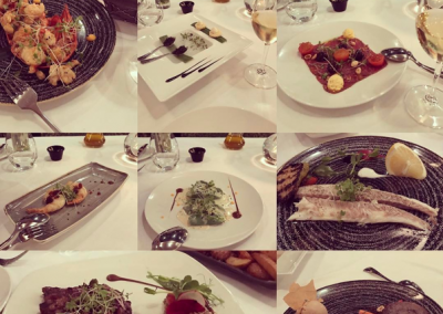 Caviar & Bull Selection